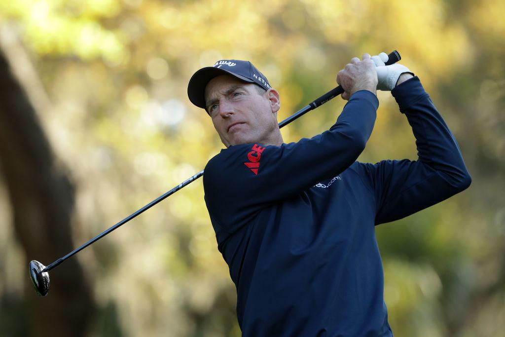 Golfer Jim Furyk