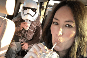 Joanna Gaines Turns This Ordinary Activity into a Sweet Way to Spend Time with Her Children