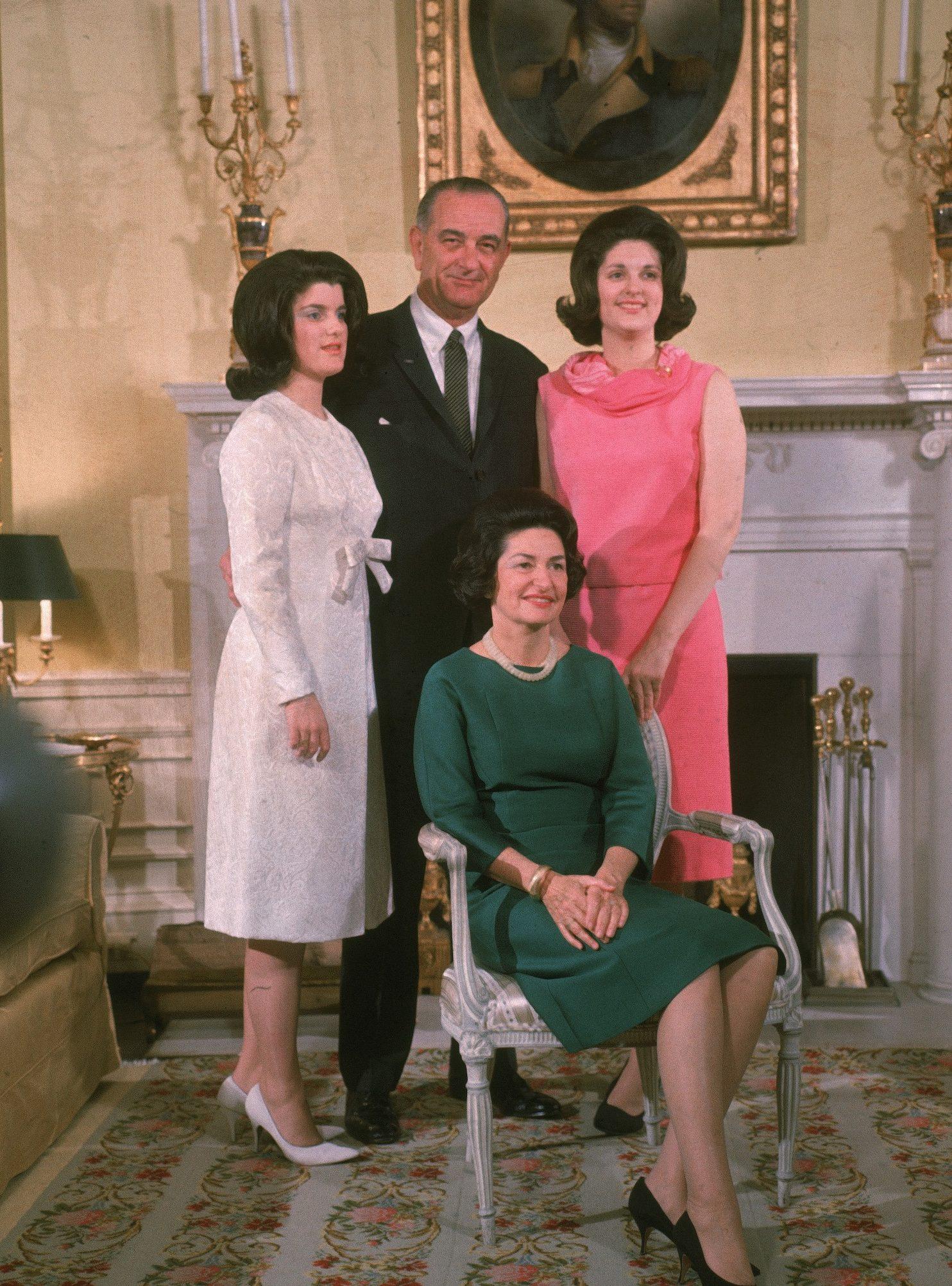 Lyndon B Johnson Family