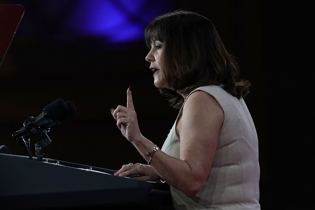 Karen Pence Conservatives Rally Together At Annual CPAC Gathering