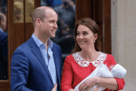 Who Prince Louis' Godparents Are and Why Queen Elizabeth II Did Not Attend His Christening