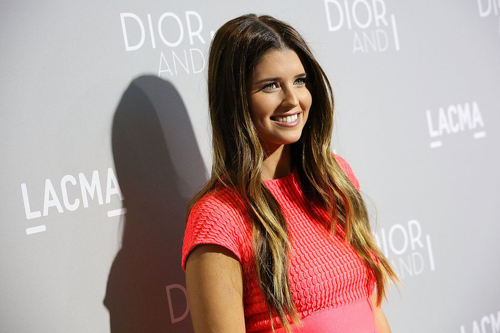 Author Katherine Schwarzenegger attends the premiere of The Orchard's 'DIOR & I' at LACMA on April 15, 2015 in Los Angeles, California.