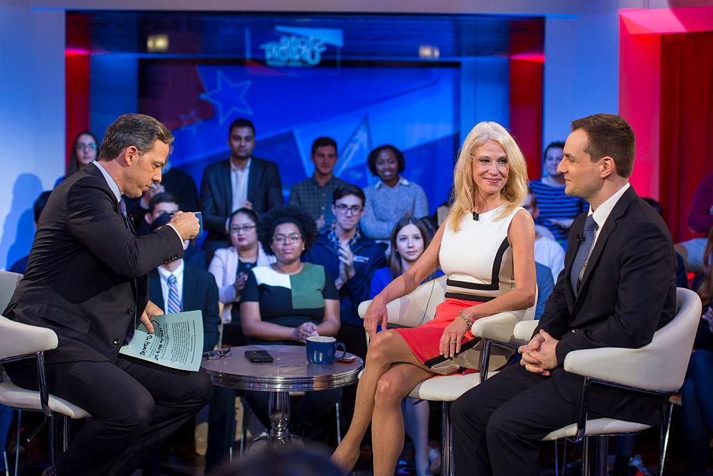 Kellyanne Conway TV interview