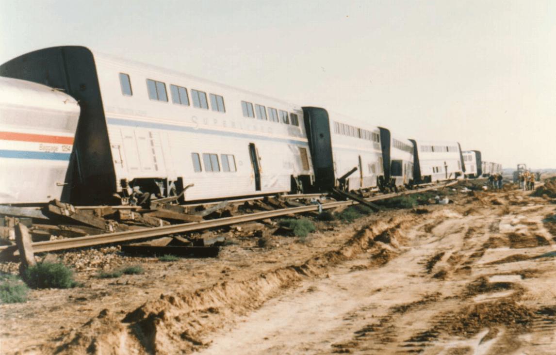 Kingman Arizona train