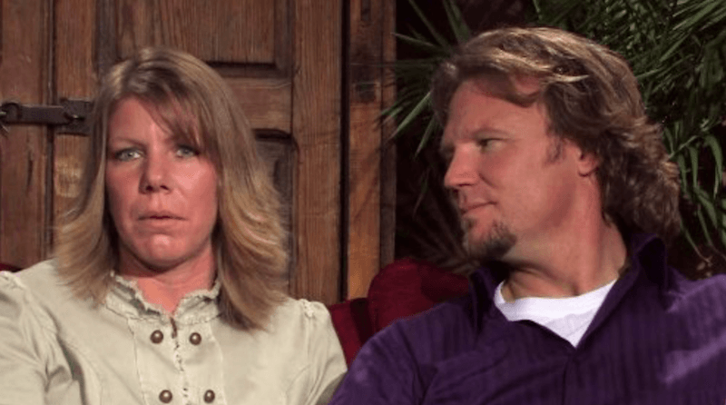 "Kody Brown and Meri Brown from ""Sister Wives"""