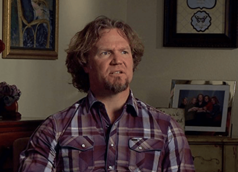 "Kody Brown from ""Sister Wives"""
