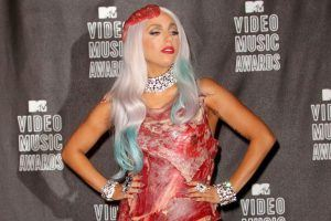 Lady Gaga's Most Terrifying Red Carpet Looks