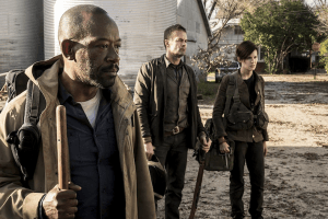 'The Walking Dead': Lennie James Reveals Why He Left the Show for 'Fear the Walking Dead'