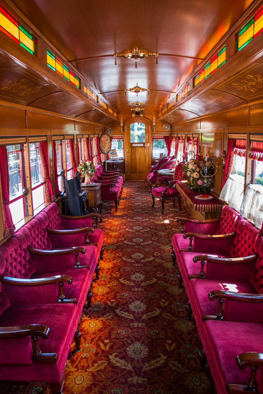 Disney Lilly belle train