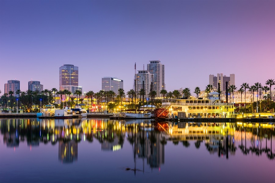 Long Beach, California,