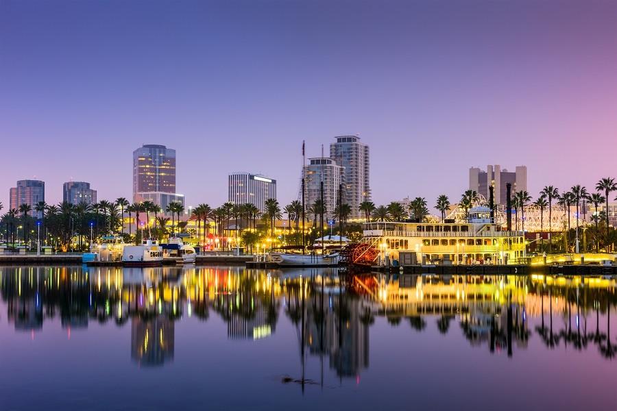 Long Beach, California,