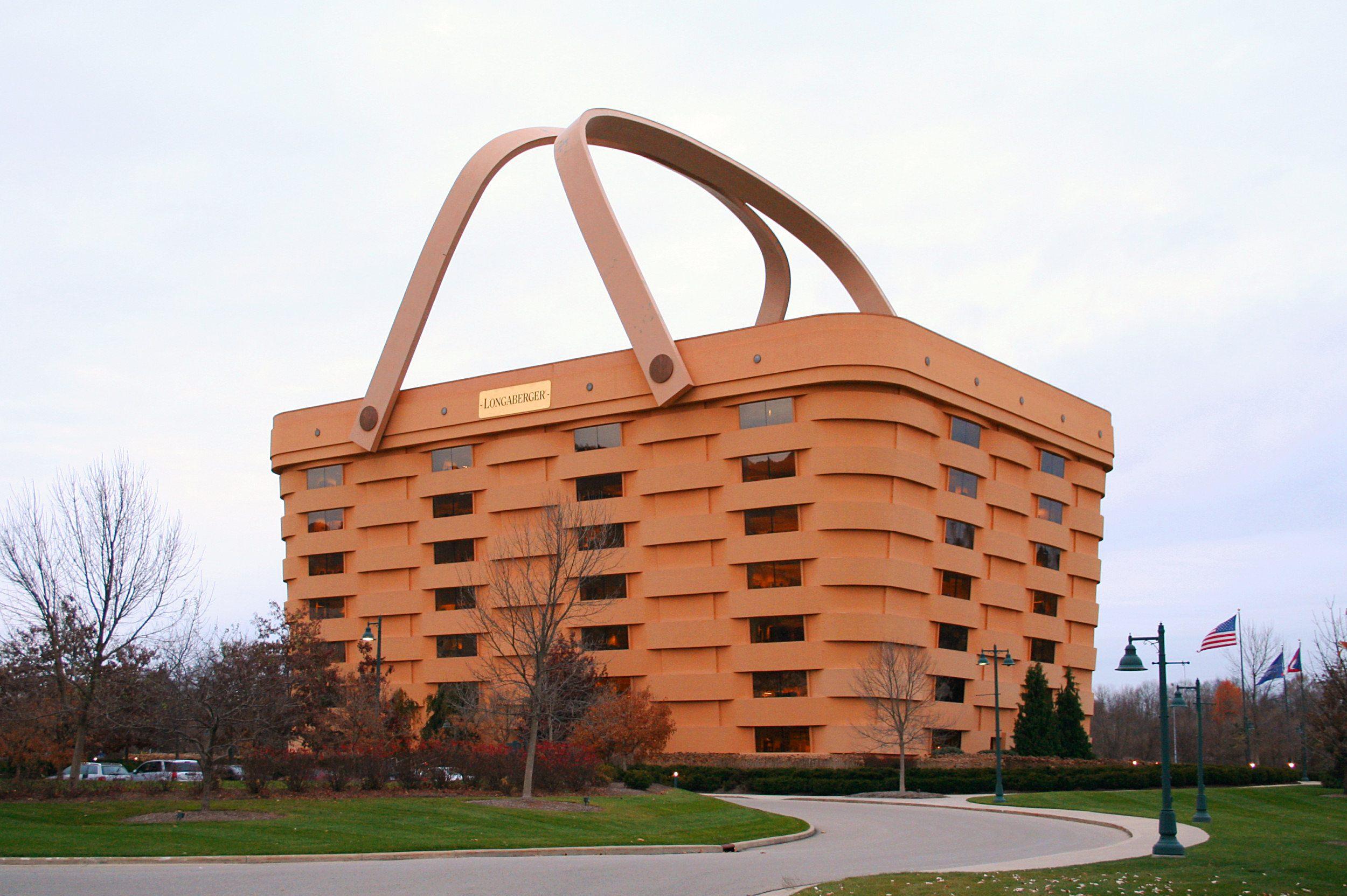 Longaberger headquarters