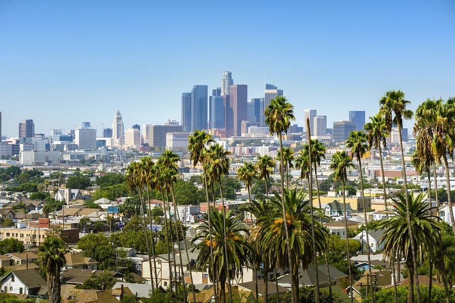 Los Angeles is larger than you realize