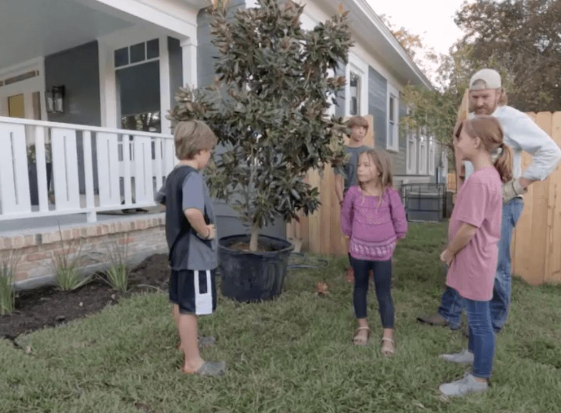 Magnolia tree significance