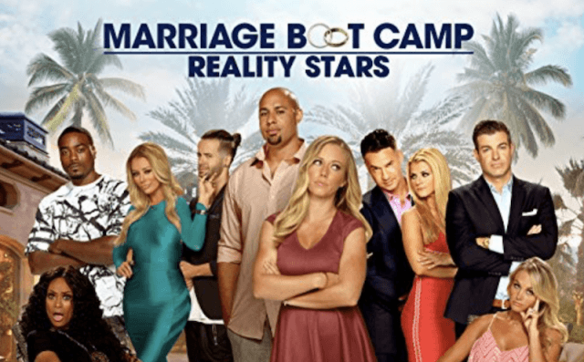 Marriage Boot Camp: Reality Stars promotional image.