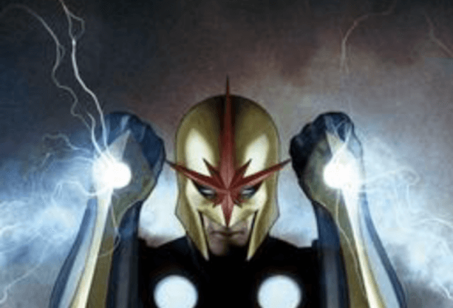 Nova in Marvel Comics.