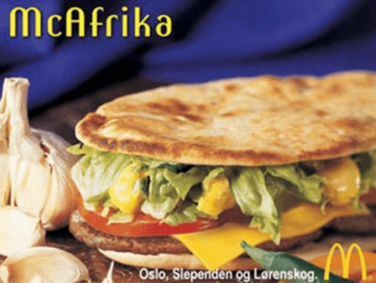 McDonald's McAfrika