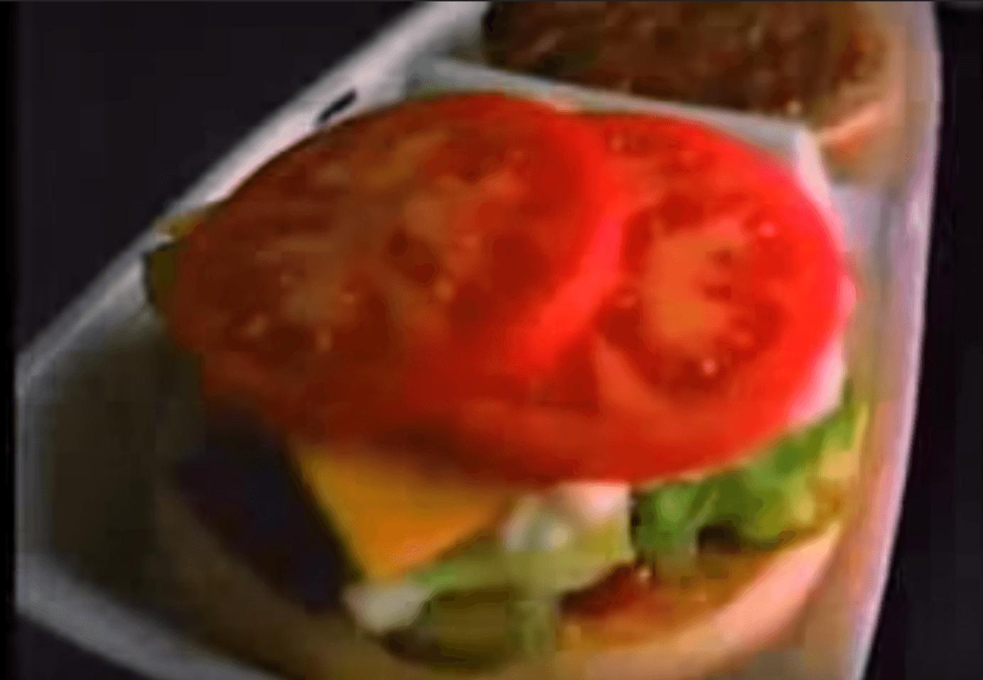 McDonald's McDLT