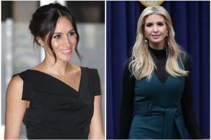 2 Things Meghan Markle and Ivanka Trump Actually Have in Common