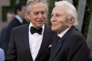 Michael Douglas Had the Sweetest 'Thank You' During His Golden Globes Acceptance Speech