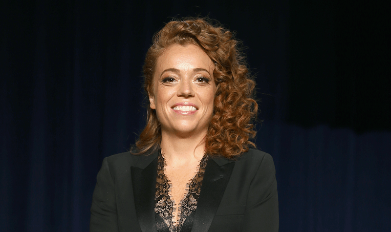 Michelle Wolf attends the 2018 White House Correspondents' Dinner