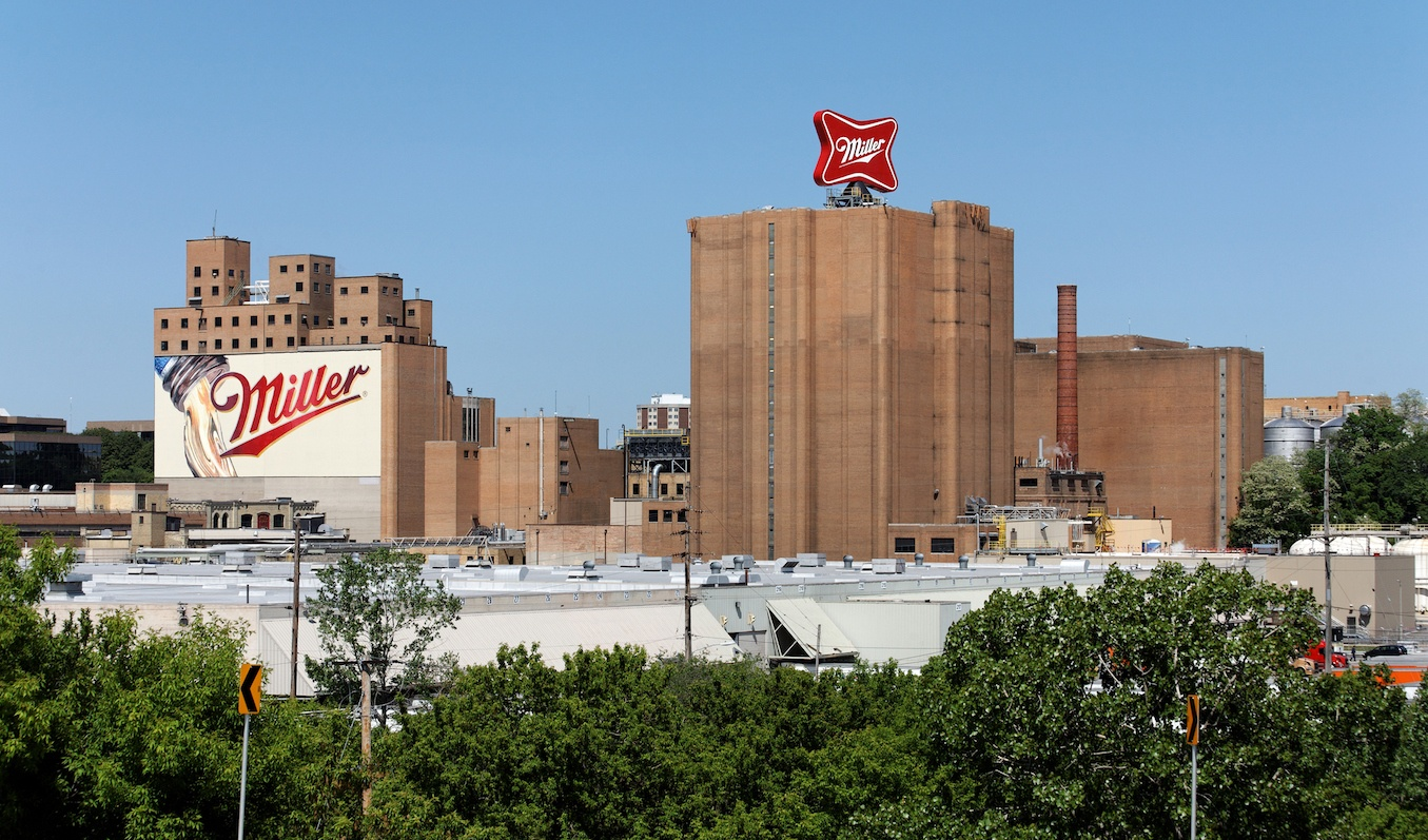 Miller Brewery Complex