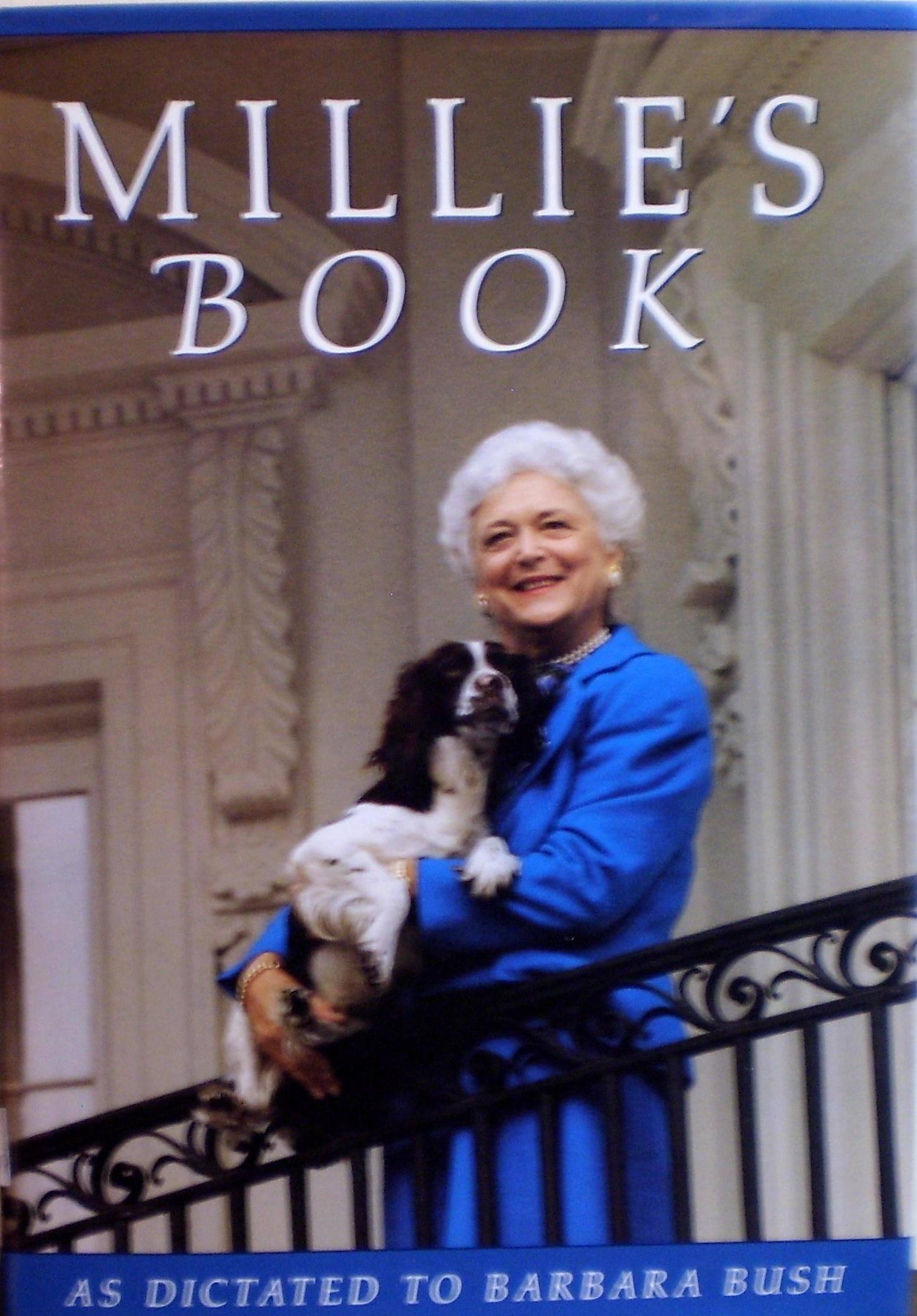 Millie's Book by Barbara Bush