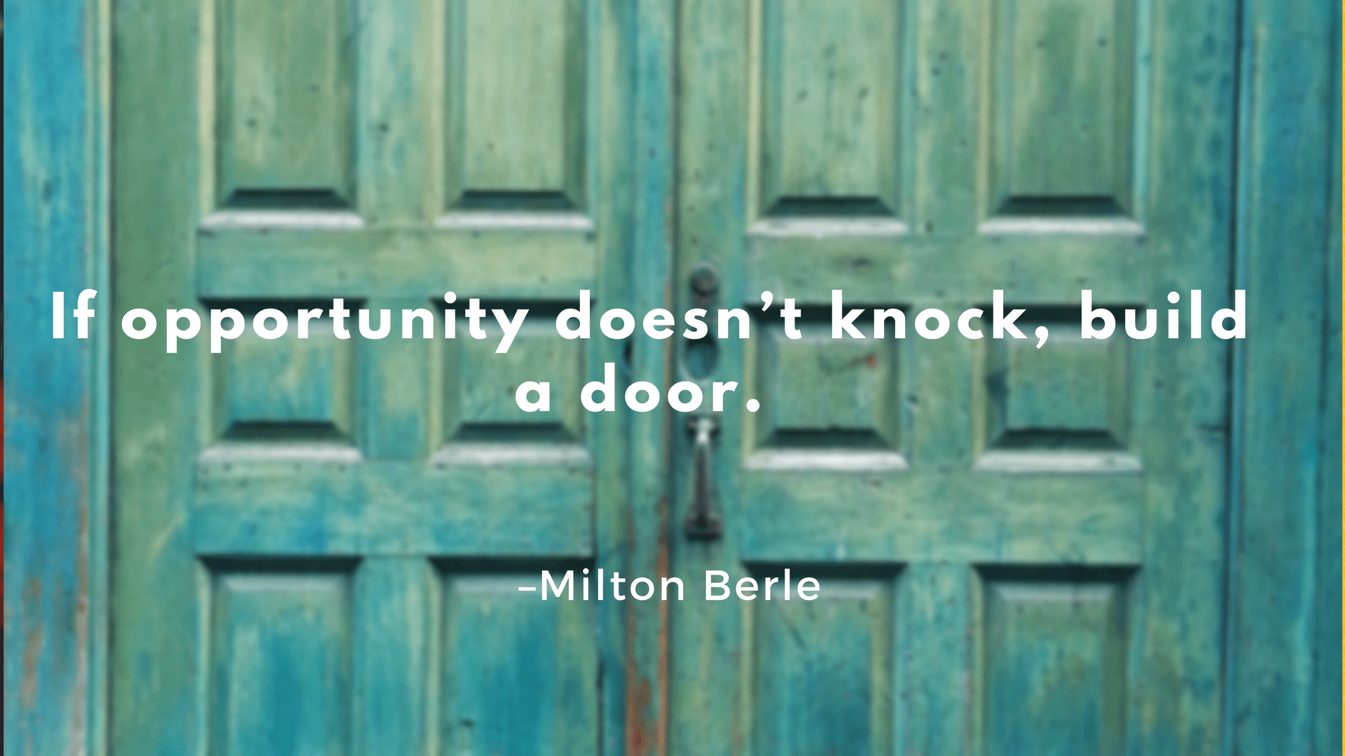 Milton Berle quote