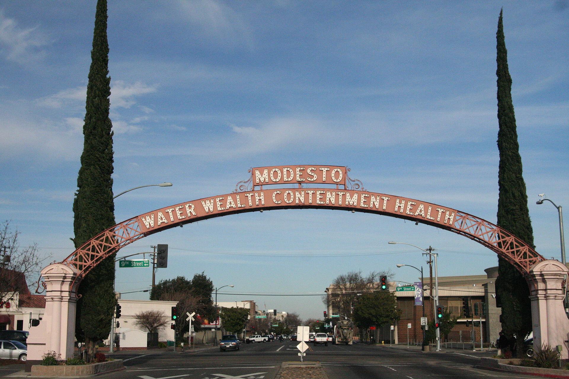 Modesto California