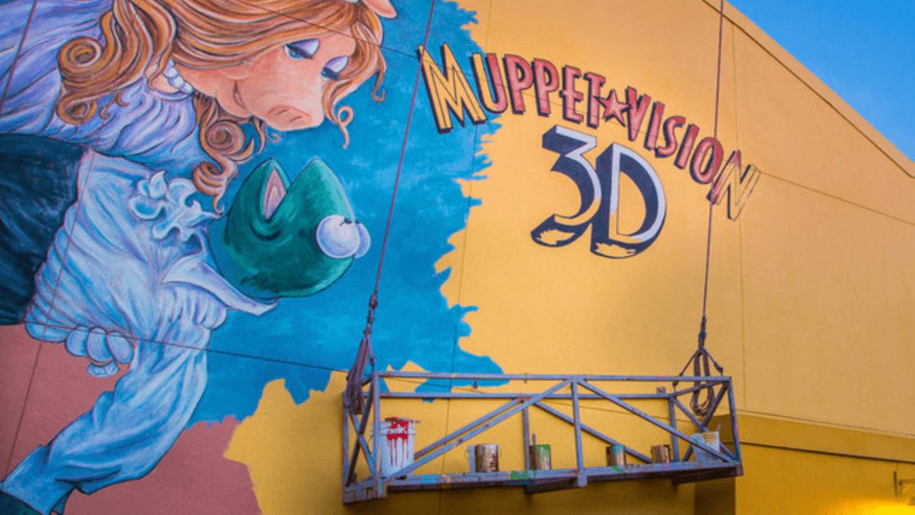 Muppets 3D Disney