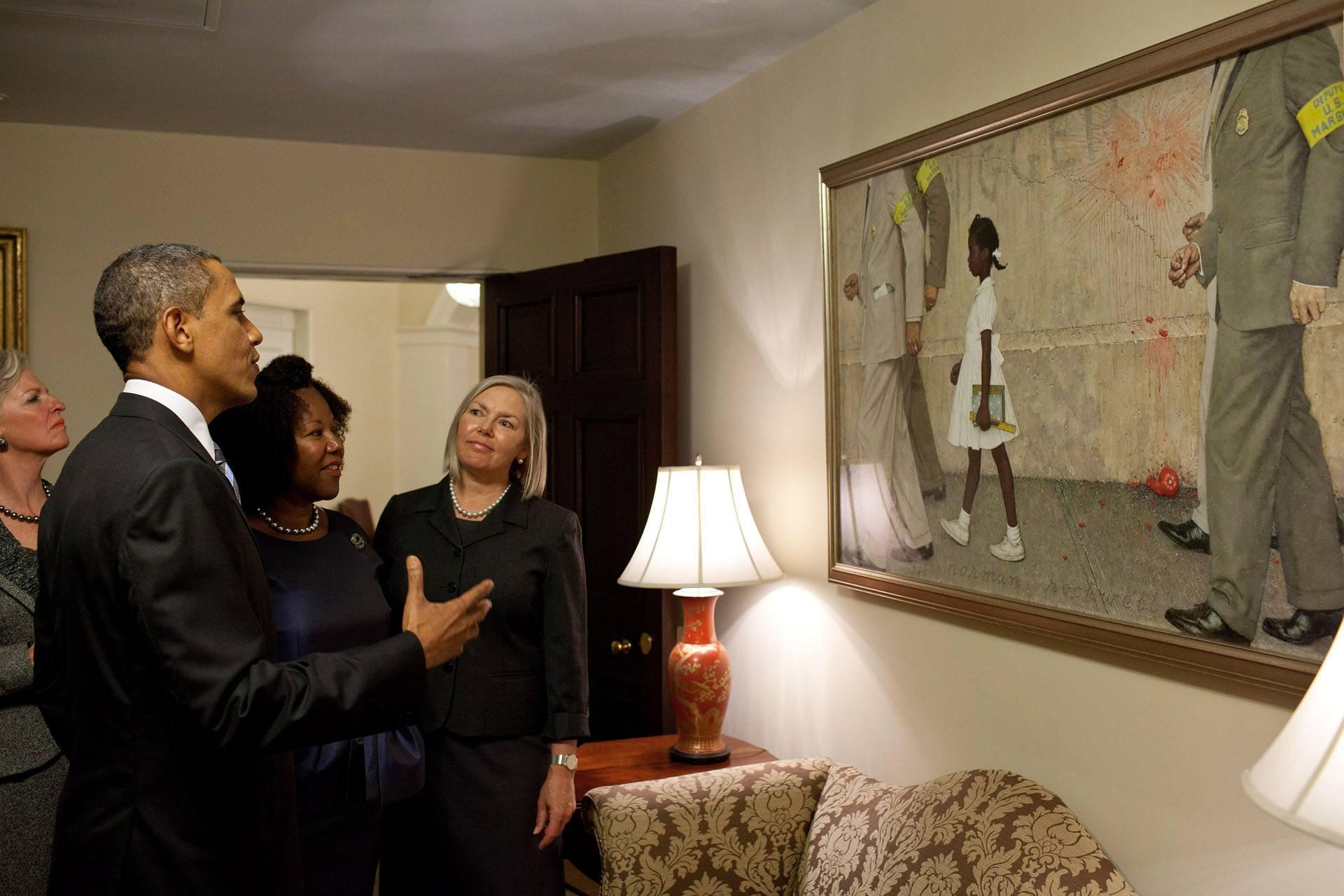 Obama contemporary art