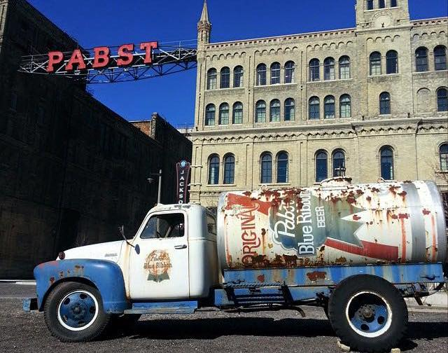 Pabst brewery