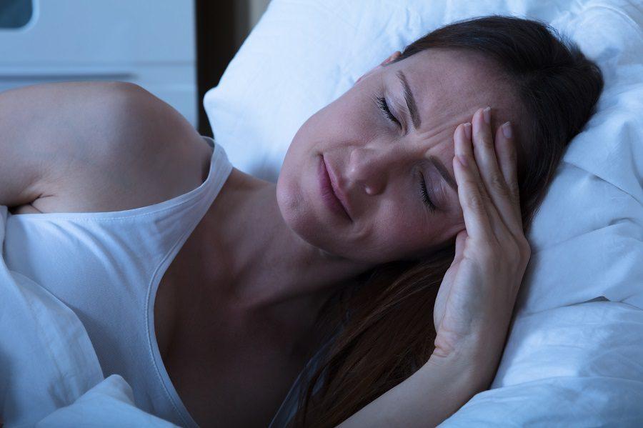 Women in bed
