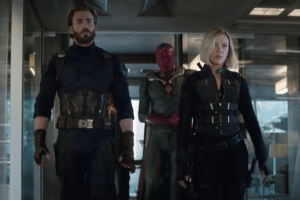 'Avengers: Infinity War': The 1 Unforgettable Line That Was Completely Improvised