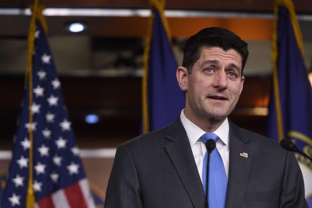 Paul Ryan announces he is not seeking reelection