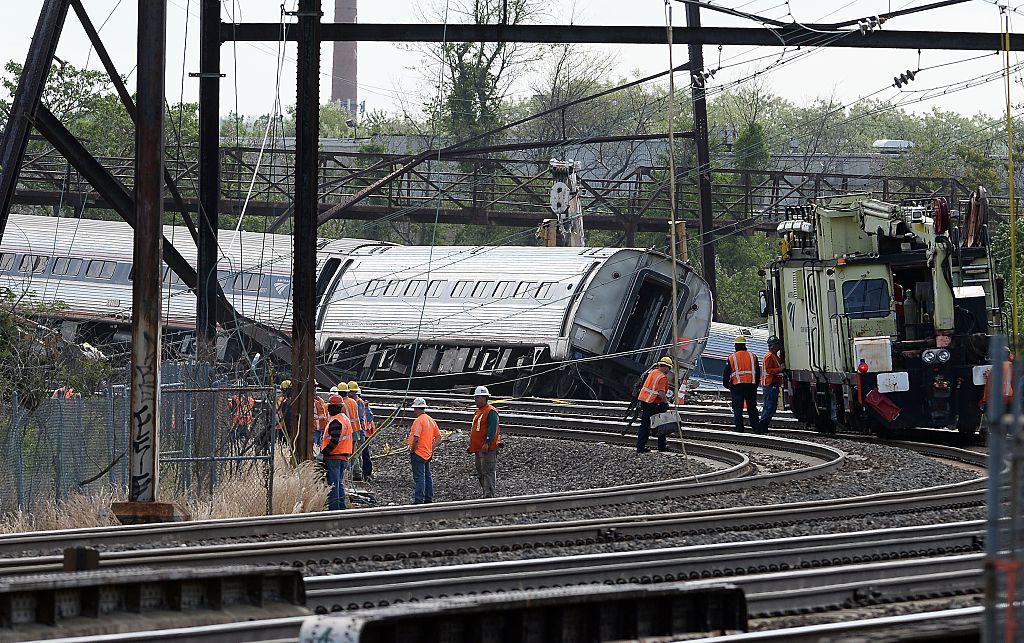 Philadelphia Train crash
