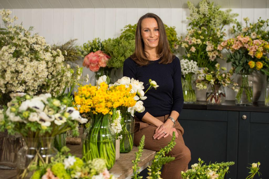 Philipp Cradock flowers Royal Wedding Preparations