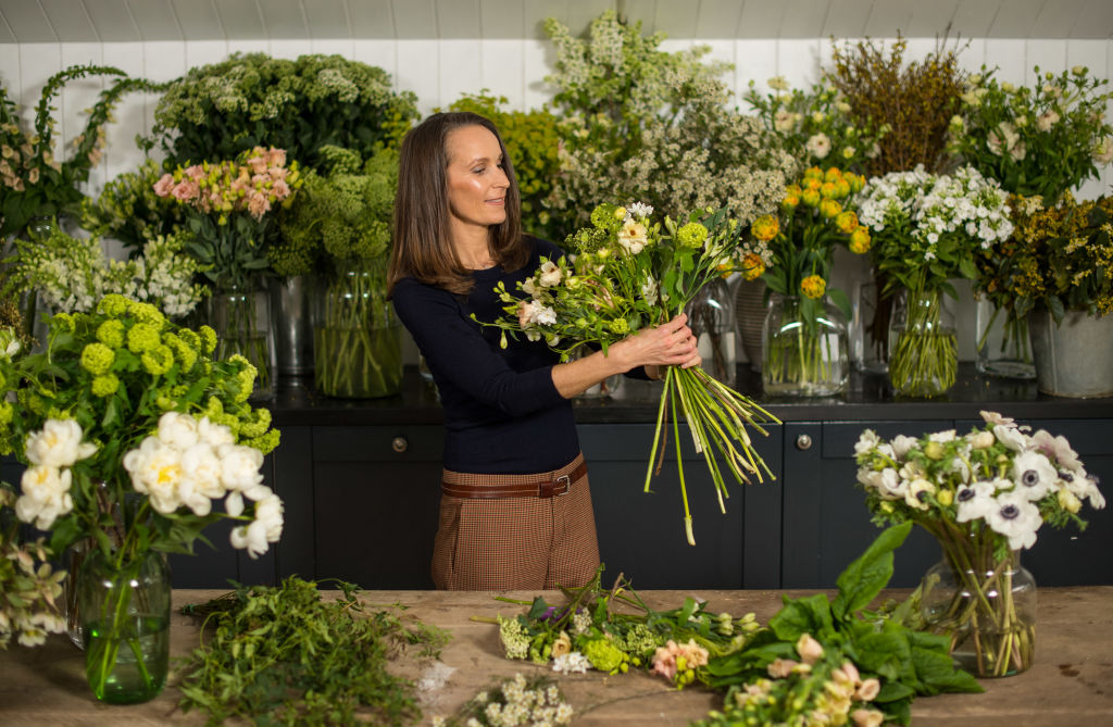 Philipp Cradock flowers Royal Wedding Preparations