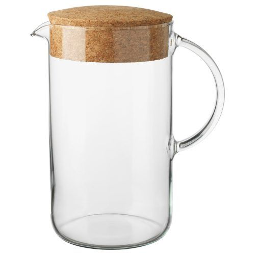 Ikea Pitcher with lid