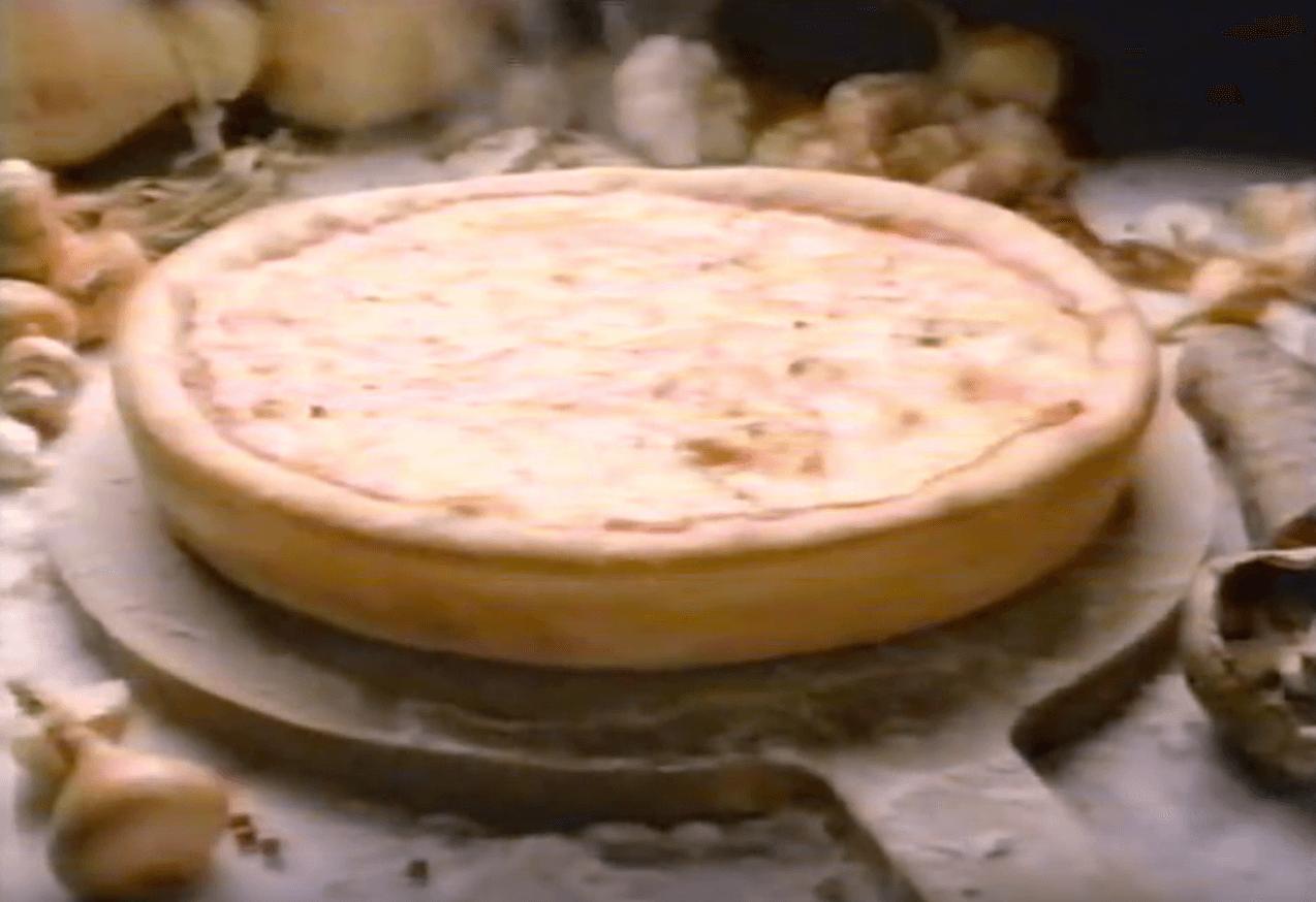 Pizza Hut's Priazzo