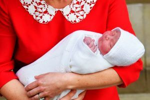 The Insane Measures Kate Middleton Took to Look Camera-Ready After Giving Birth to Prince Louis
