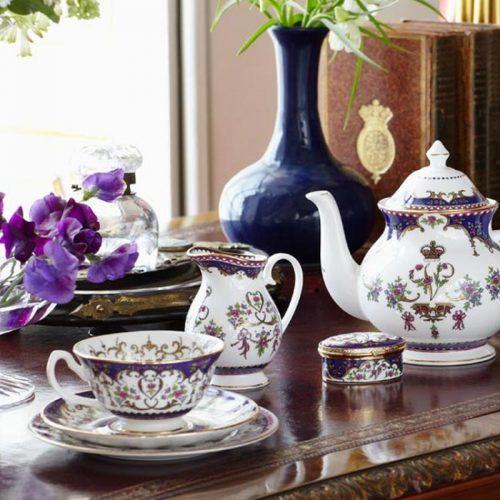Queen Victoria china
