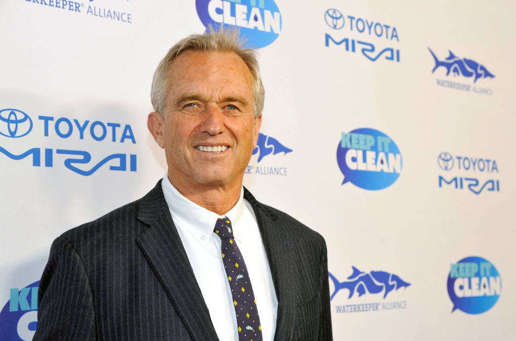 Robert F. Kennedy, Jr. attends Keep it Clean
