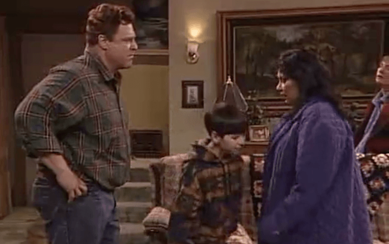 Roseanne episode 'The Driver's Seat'
