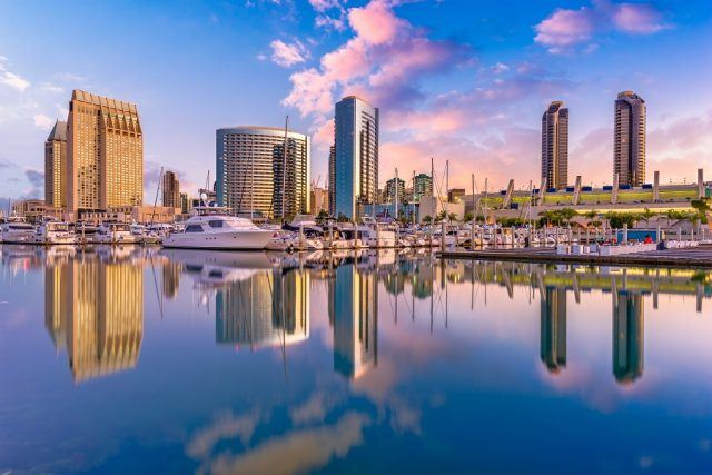 San Diego, California,
