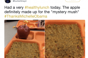 We Found the 10 Most Disgusting School Lunches Across the United States