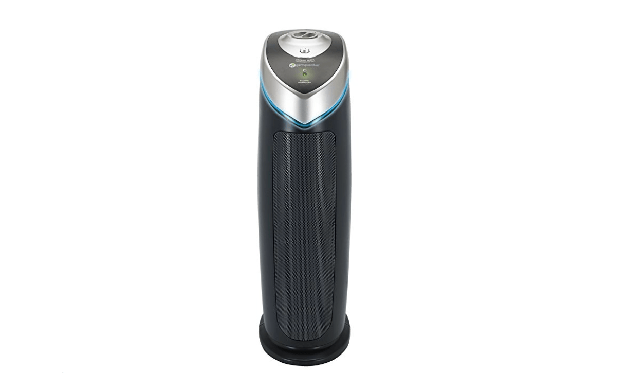 GermGuardian charcoal air purifier