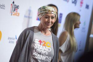 Shannen Doherty Shocked By Actual Cancer Test Results