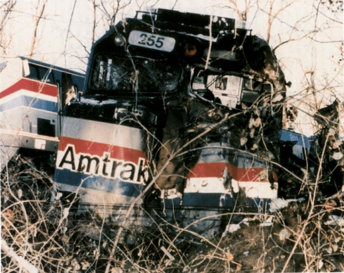 Silver Springs Maryland crash