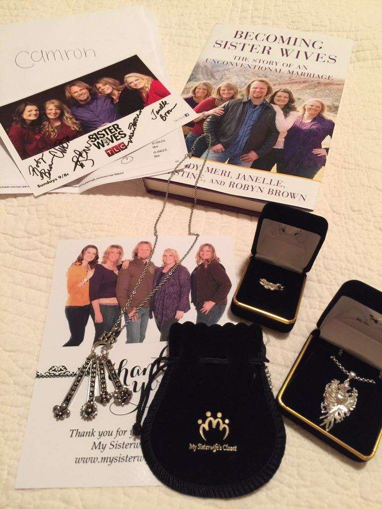 Sister wives Robyn jewelry